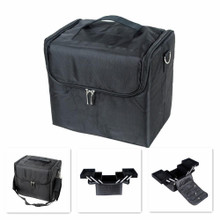 NEW FABRIC FIBER MAKEUP CASE + Free BodyographyPro products