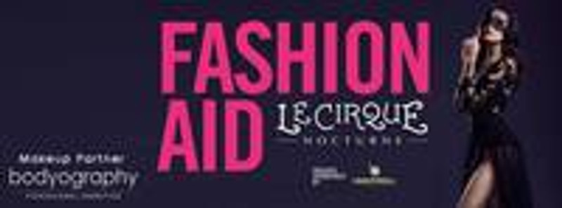 Bodyography proud Sponsors of Fashion Aid 2015