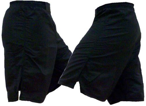 Youth Black MMA Shorts