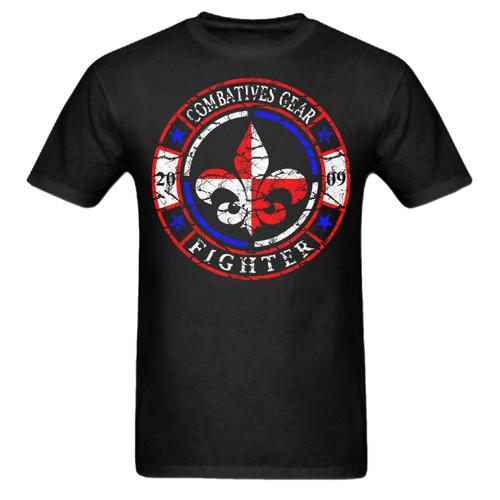 Combatives Gear Fleur de Lis Fight Shirt