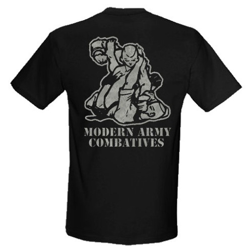 MACP Fight Shirt with ACU Print
