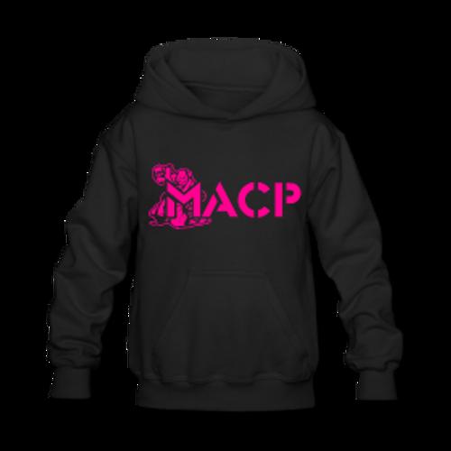 Pink MACP Youth Hoodie