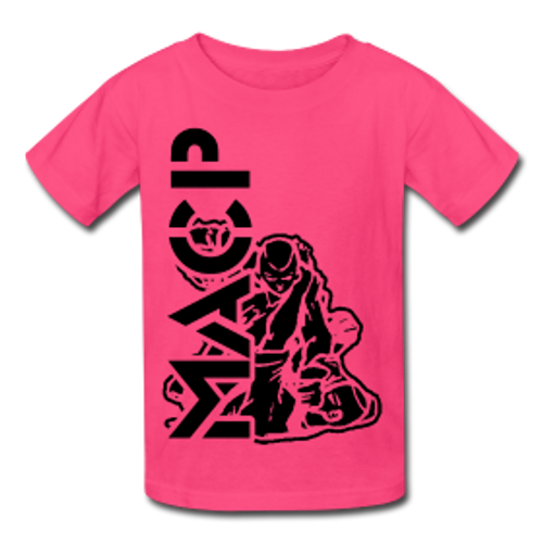 MACP Youth Pink T-Shirt