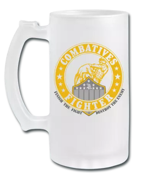 Combatives Fighter Mug
