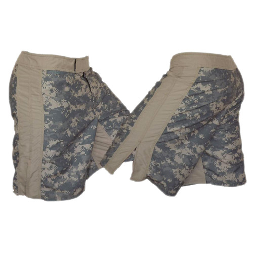 ACU Camouflage MMA Fight Shorts