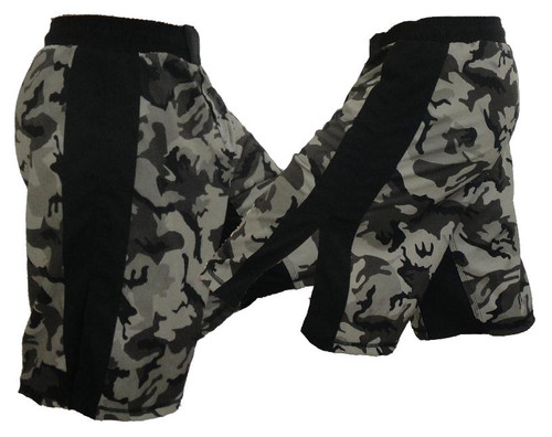 Camouflage MMA Shorts