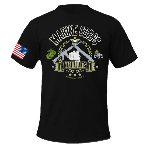 Marine Corps Martial Arts Fight Shirt