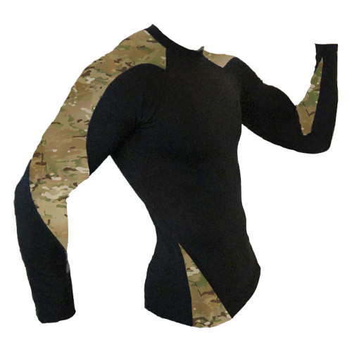 MultiCam Long Sleeve Rash Guard