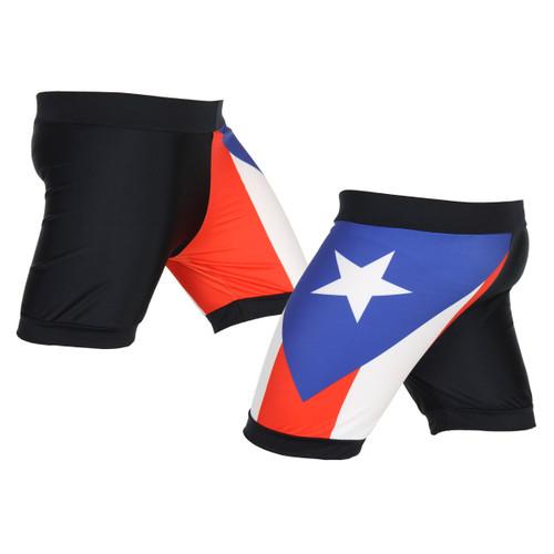 Puerto Rico Vale Tudo Shorts