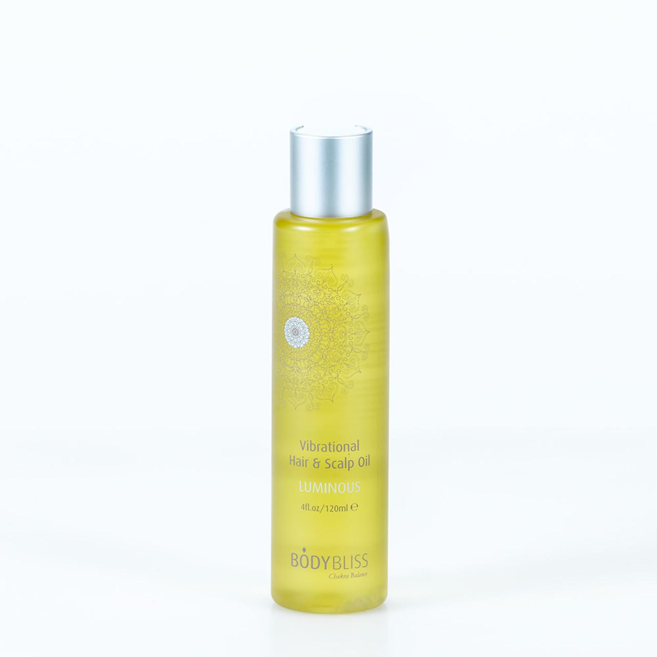 LUMINOUS Vibrational Hair & Scalp Oil
