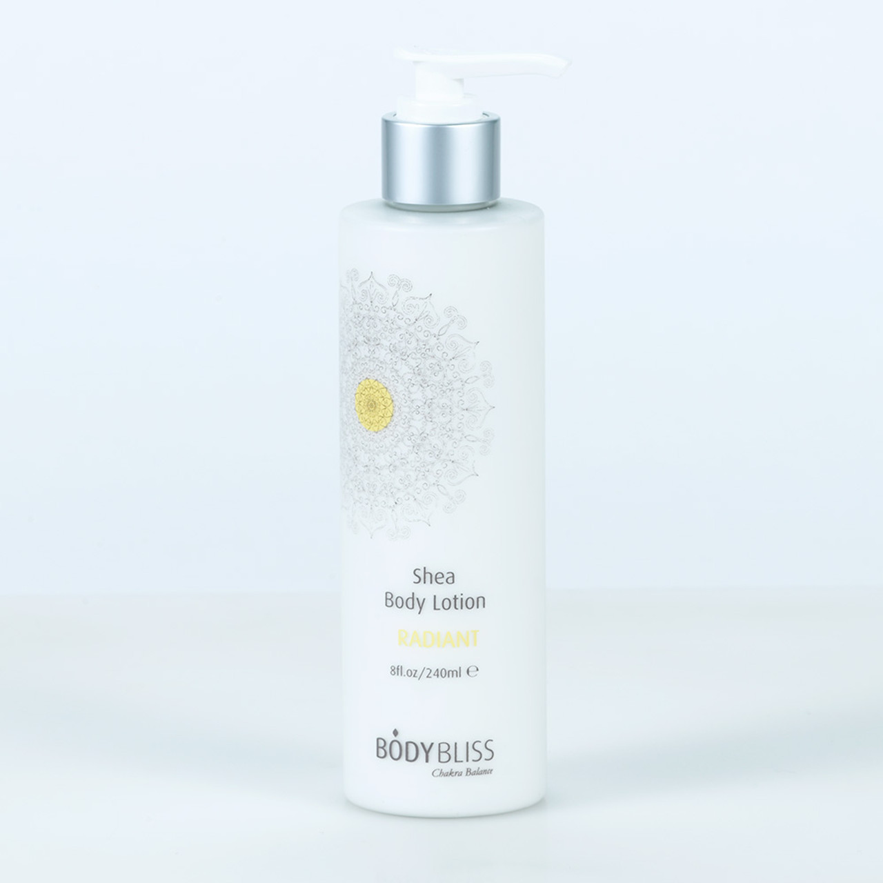 Organic Lemon & Amber Shea Body Lotion