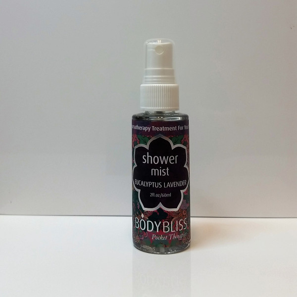 Shower Mist - Eucalyptus Lavender