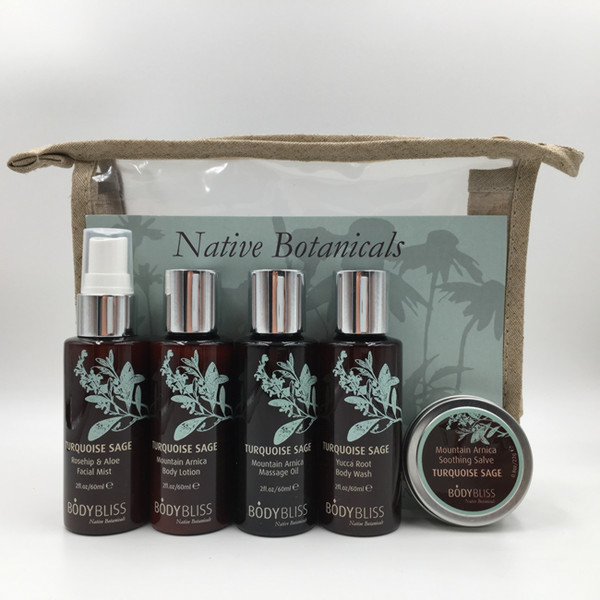 Gift Set - Turquoise Sage Travel Set (NEW)