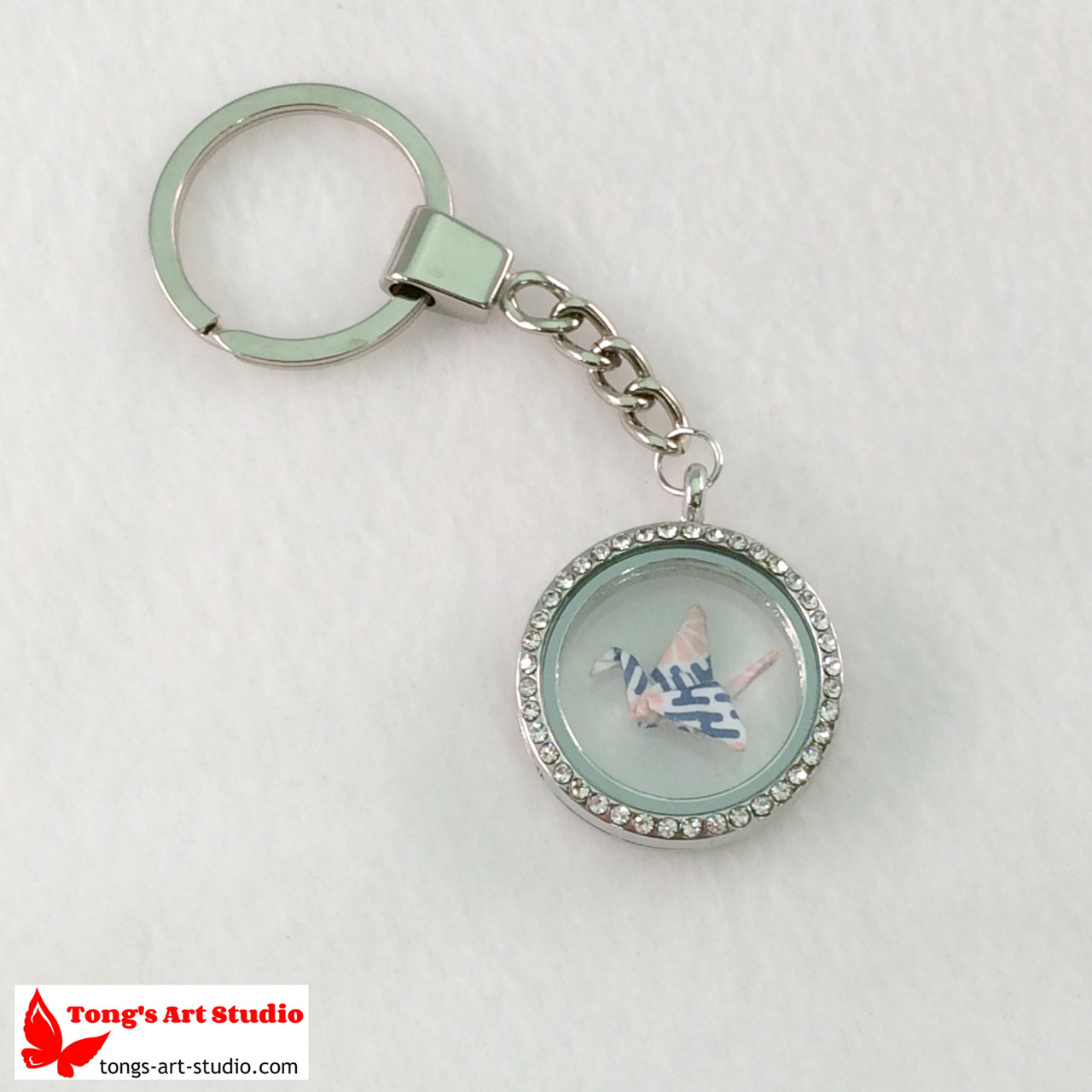 at the metal keychain beads for blue shop michaels story lockets moon