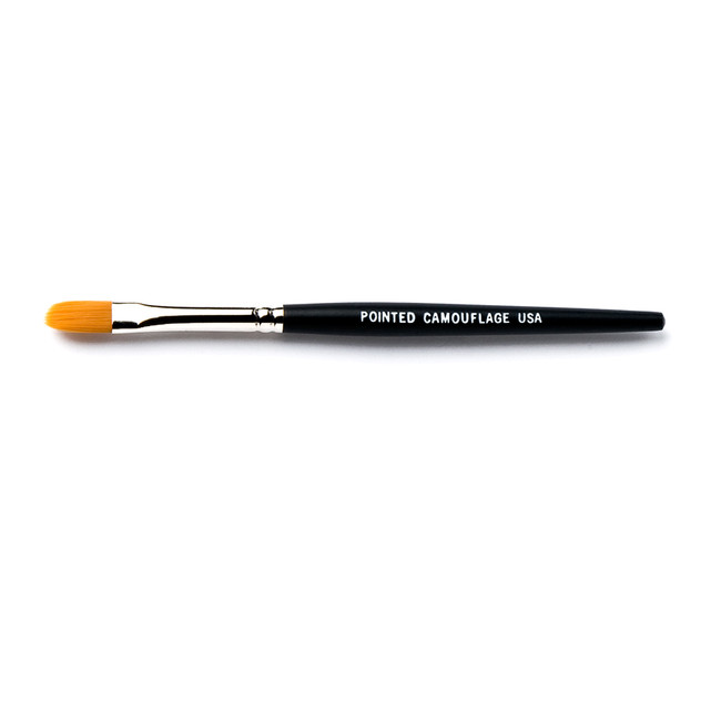 Pointed Camouflage Brush