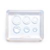 Mini Circle Gems Silicone Resin Mold