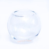 Glass Dome Fish Bowl Terrarium - 2 pieces (30mm)