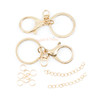 Keychains Finding Set (Rose Gold)