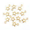 Mini Magical Stars Open Bezel Charms (20 pieces)