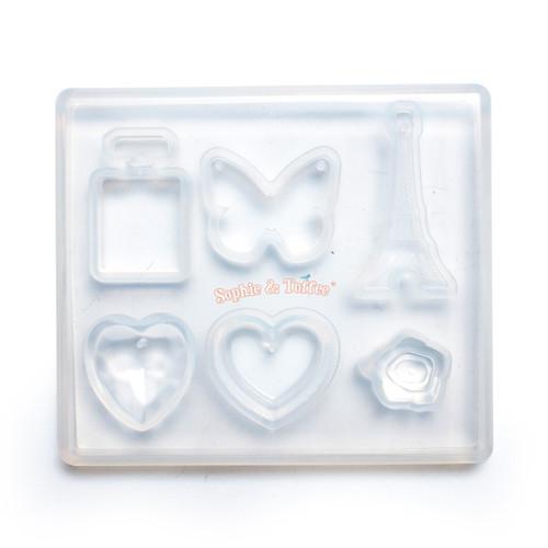 Romantic Silicone Resin Mold