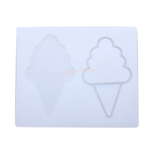 Ice Cream Shaker Silicone Mold
