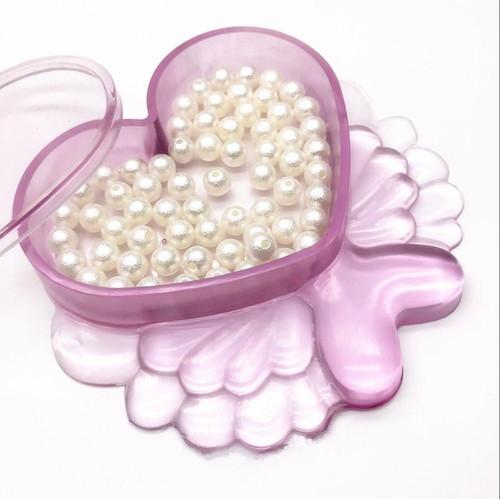 Magical Heart Trinket Box Silicone Mold