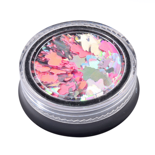 Unicorn Holographic Confetti Glitter