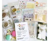 Sophie & Toffee Club: Japan Craft Subscrption Box + Crystal Nightlight DIY Tutorial