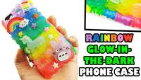 How To Make A Rainbow Case with JellyWhip™.