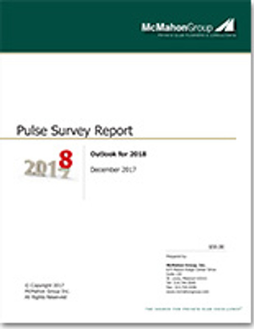 Pulse Survey Report - The Outlook for 2018