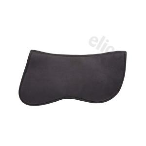 Elico Memory Foam Saddlepad - Black