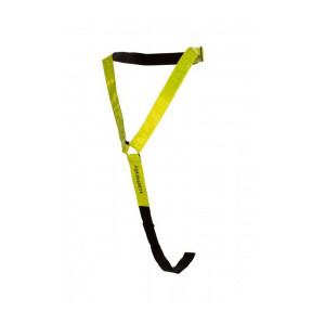 Equisafety Polite Reflective Horse Neckband - Yellow