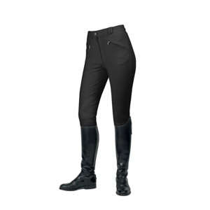 Mark Todd Ladies Gisborne Breeches - Black