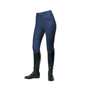 Mark Todd Ladies Gisborne Breeches - Navy