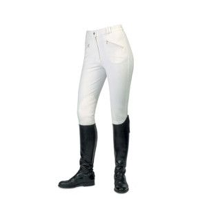 Mark Todd Ladies Gisborne Breeches - White
