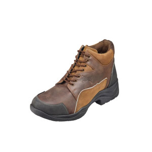 Harry Hall AW17 Outland Endurance Short Boots - Brown