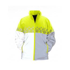 Equisafety Luminosa Reflective Hi-Viz Jacket - Yellow