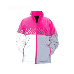 Equisafety Luminosa Reflective Hi-Viz Jacket - Pink