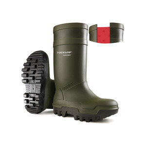 Dunlop Purofort Thermo Plus Full Safety Wellington Boots