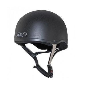 Gatehouse HS1 Jockey Skull Riding Helmet - Black
