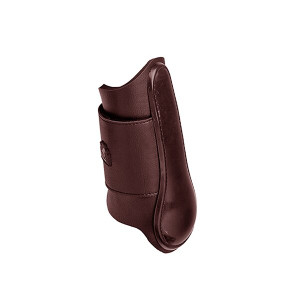 Masta Brushing Boots Leather Look Neoprene - Brown