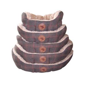 Country Pet Luxury Tweed Dog Bed - Medium 60 x 50 cm