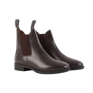 Brogini Pavia Jodhpur Boots - Adult - Brown