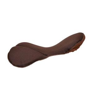 Elico Memory Foam Saddle Cushions - Brown