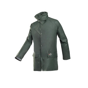 Flexothane Essential Waterproof Jakarta Jacket - Olive Green