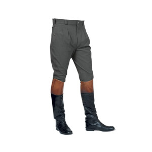 Mark Todd Mens Auckland Breeches - Charcoal