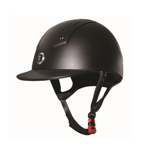 Gatehouse Chelsea Air Flow Pro Matt Riding Hat - Black
