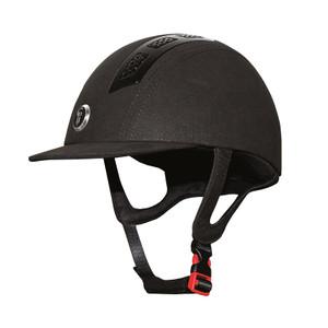 Gatehouse Chelsea Air Flow Pro Suedette Riding Hat - Black