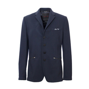 Mark Todd Edward Mens Competition Jacket - Navy