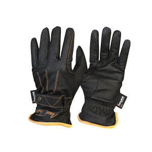Mark Todd Winter Gloves with Thinsulate - Black